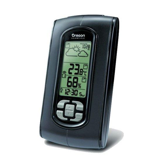 Недорогая погодная станция Oregon Scientific BAR310HG покажет температуру, давление и влажность в помещении