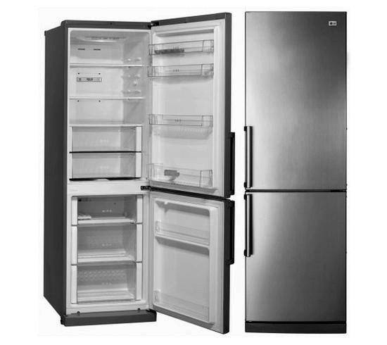 Двухкамерный холодильник LG GA-B429BLCA