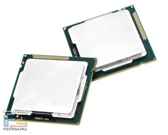 Процессоры Intel Celeron G440 и Intel i3-2125