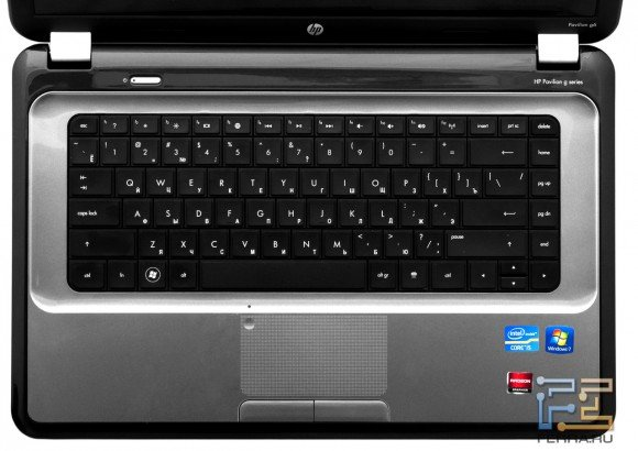Клавиатура HP Pavilion g6-1254er