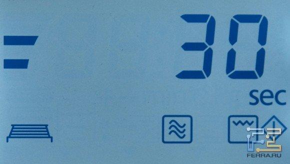 Комбинация гриль+микроволны, средняя мощность