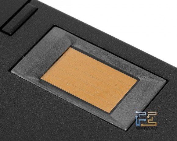 Дактилоскопический сенсор Dell Precision M4700