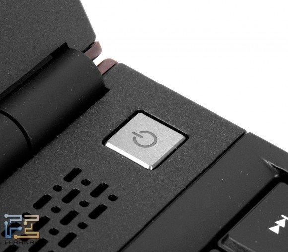 Кнопка включения Dell Precision M4700