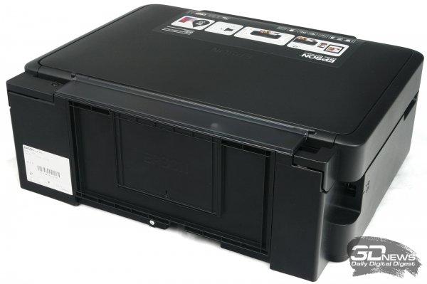 Epson Expression Home XP-203 – компактное МФУ с поддержкой Wi-Fi и Epson iPrint
