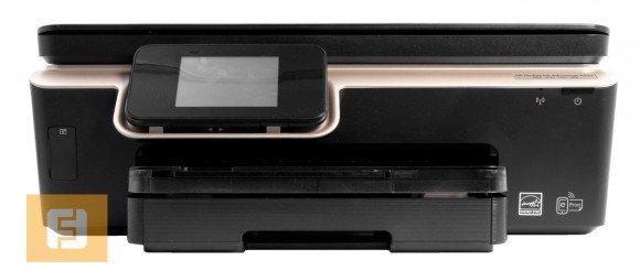 HP DeskJet Ink Advantage 6525 e-All-in-One: вид спереди