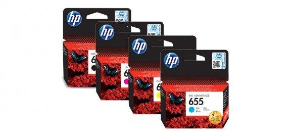 Полный набор оригинальных картриджей HP обойдется дешевле