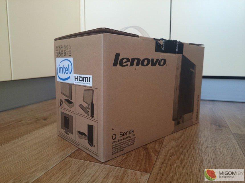 Компактная мощь. Обзор неттопа Lenovo IdeaCentre Q190 (57320431)