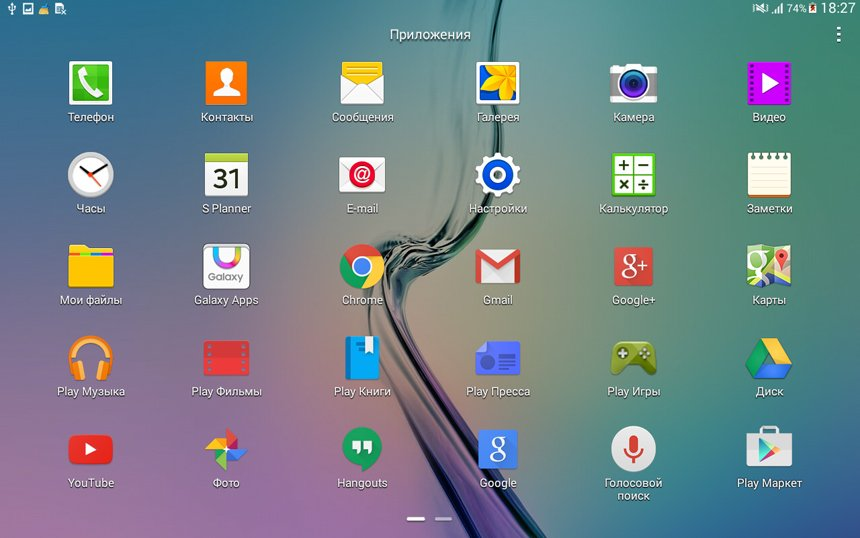 Обзор планшета Samsung Galaxy Tab E (SM-T561). Эффект неожиданности