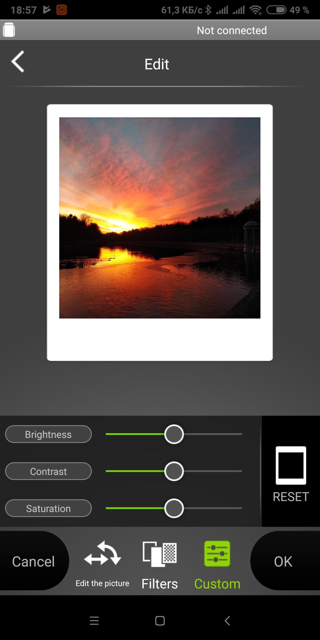 Мобильная печать. Обзор фотопринтера Fujifilm Instax Share SP-3 - VENDEE