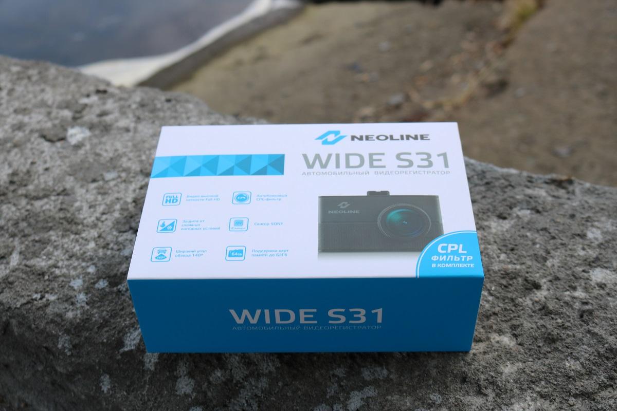 Быстрый обзор компактного видеорегистратора Neoline Wide S31 - VENDEE