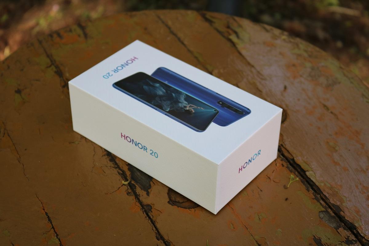 Обзор смартфона HONOR 20 - VENDEE