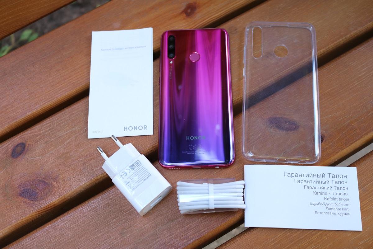 Обзор смартфона Honor 10i с тройной основной камерой - VENDEE
