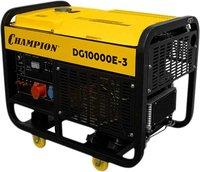 Генератор (мини-электростанция) Champion DG10000E-3