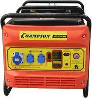 Генератор (мини-электростанция) Champion GG12000E