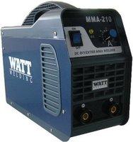 Sprzęt spawalniczy Watt MMA 210