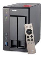 Сетевой накопитель (NAS) QNAP TS 251+ 2G