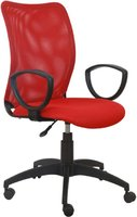 Офисное кресло (стул) Бюрократ CH-599 R TW-97N