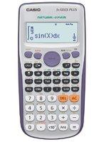 Калькулятор Casio калькулятор научный fx 991esplus серый