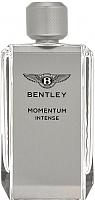 Парфюмерия Bentley парфюмерная вода momentum intense 100мл
