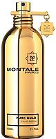Парфюмерия Montale парфюмерная вода pure gold 100мл