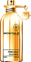 Парфюмерия Montale парфюмерная вода pure gold 50мл