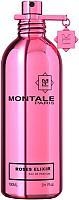 Парфюмерия Montale парфюмерная вода roses elixir 100мл