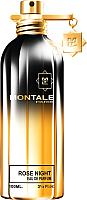 Парфюмерия Montale парфюмерная вода rose night 100мл
