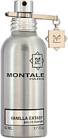 Парфюмерия Montale парфюмерная вода vanilla extasy 50мл