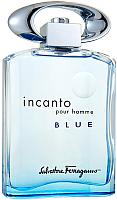 Парфюмерия Salvatore Ferragamo туалетная вода incanto blue 100мл