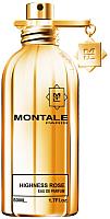 Парфюмерия Montale парфюмерная вода highness rose 50мл