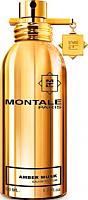 Парфюмерия Montale парфюмерная вода amber musk 50мл