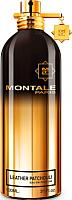 Парфюмерия Montale парфюмерная вода leather patchouli 100мл