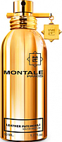 Парфюмерия Montale парфюмерная вода leather patchouli 50мл