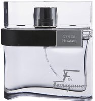 Парфюмерия Salvatore Ferragamo туалетная вода f by pour homme black 50 мл
