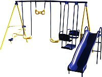 Детская площадка и шведская стенка Jump Power игровой комплекс jp06 801