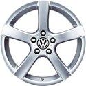 Volkswagen 1T4-071497 666 Goal 17x7.5
